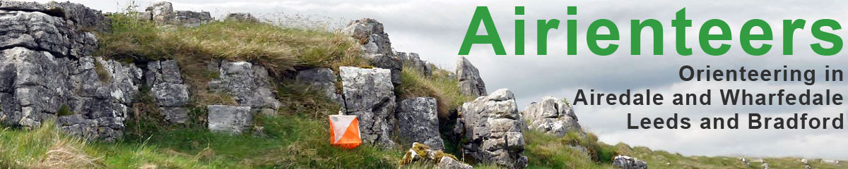 Airienteers, Orienteering in Airedale and Wharfedale and Leeds and Bradford