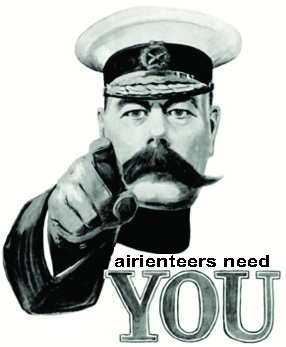 Aire Needs You