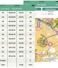 Maprun Combined Results Screen