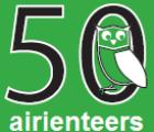 Aire Fiftieth Logo