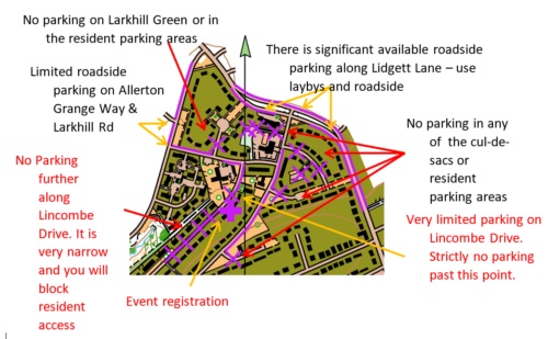 Gledhow Parking Plan