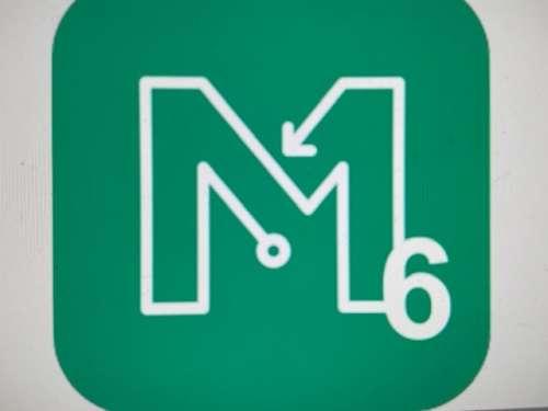 Map Run6 Logo