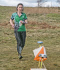 Natasha Finishing At Cringle Moor