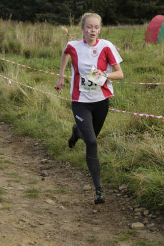 Laura Finishing Strongly At Slaley photo gallery